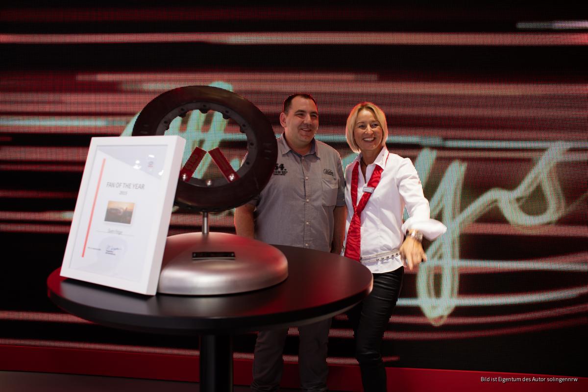 Toyota Community Award 2015
