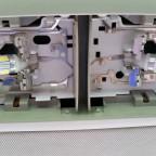Beide LEDs in der Fondleuchte