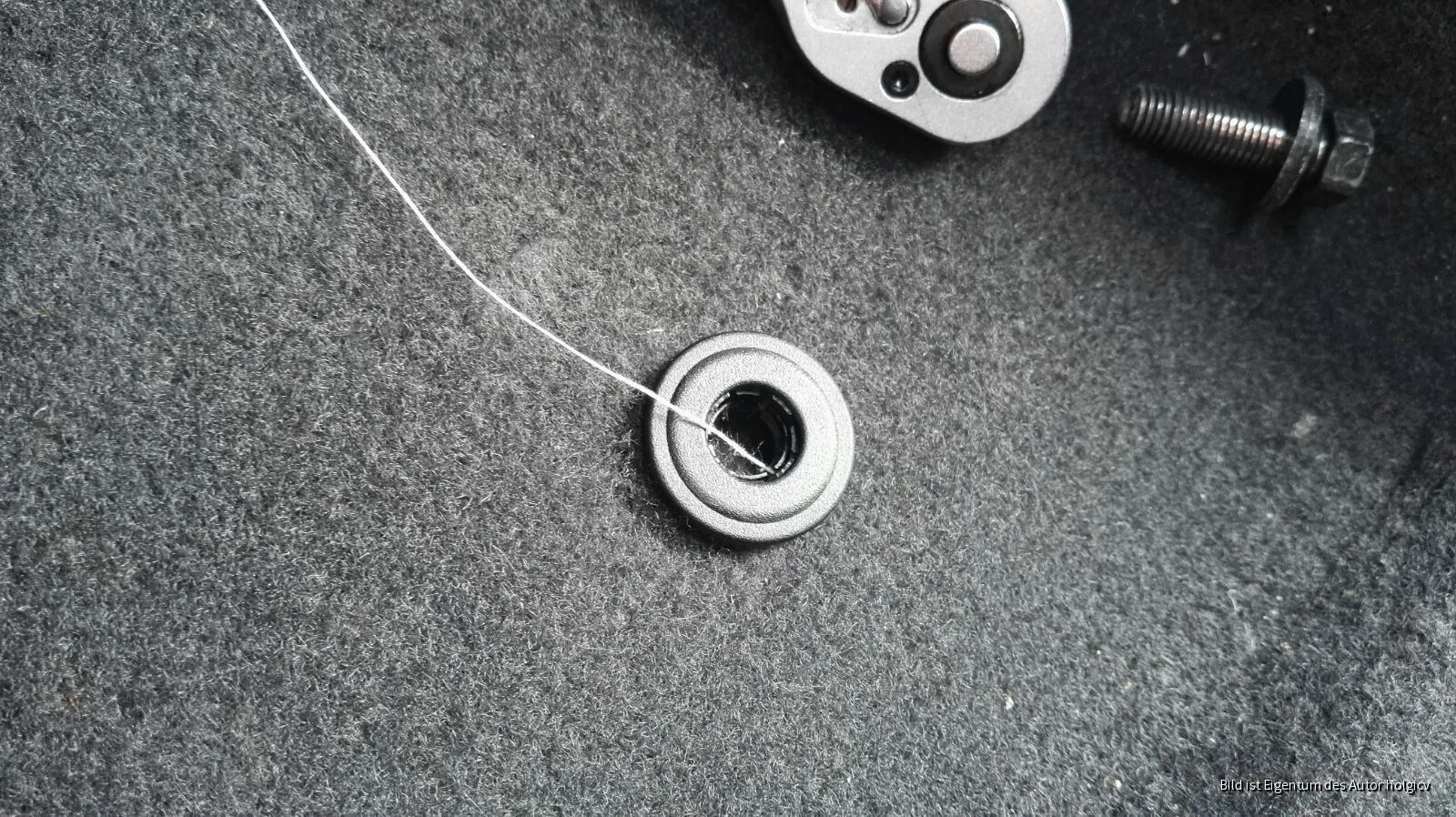 Clip wechseln
