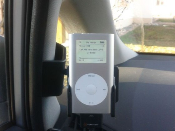 iPod mini 2.Gen.