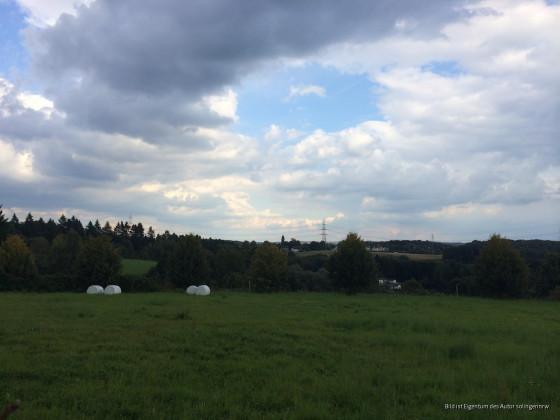 Solingen Blickrichtung SG-Burg