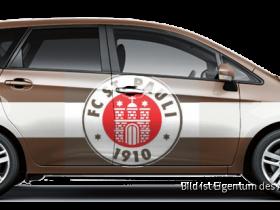 St. Pauli braun