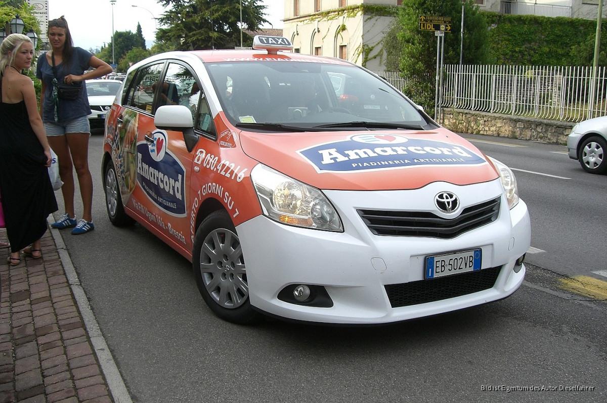 Taxi Lazise
