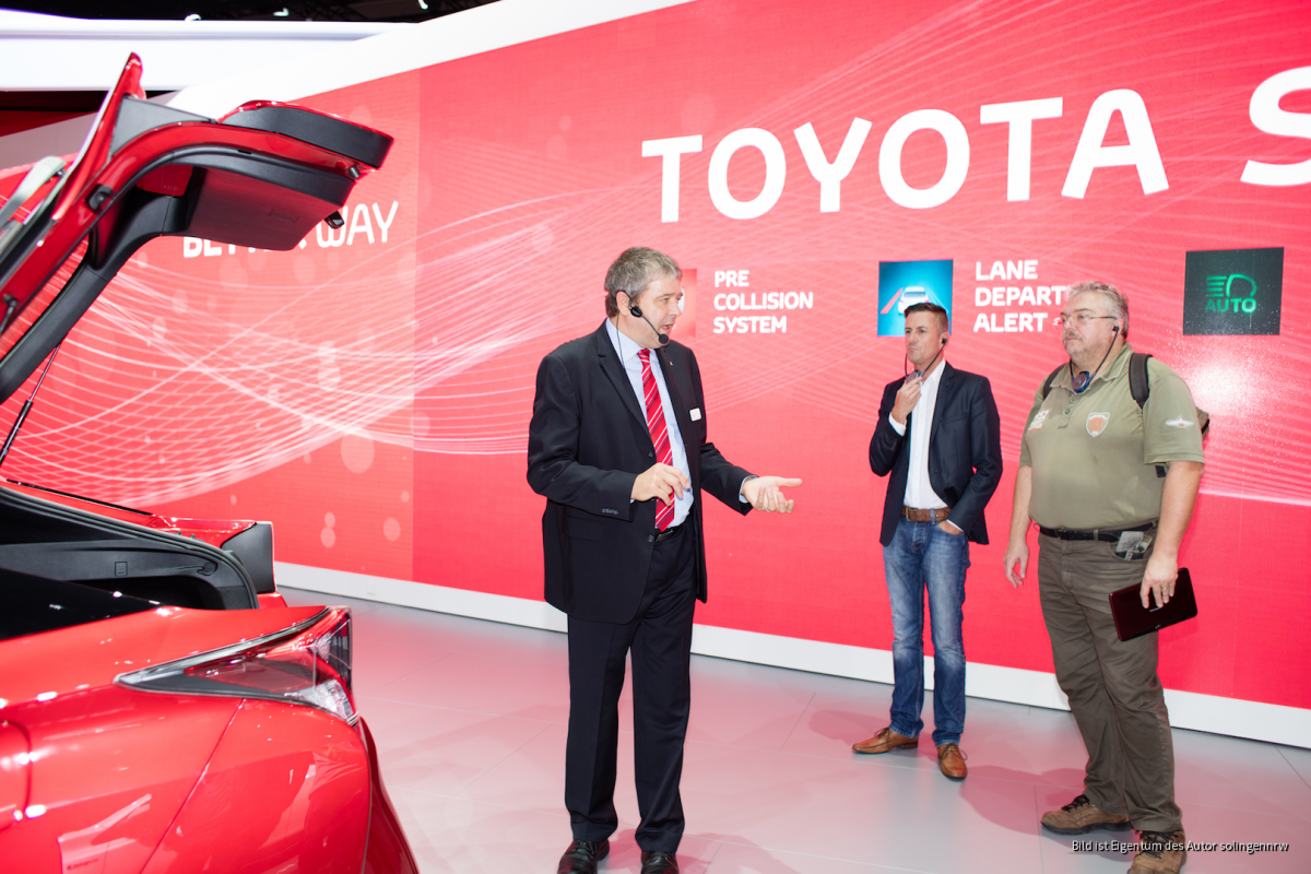 Toyota Community Award 2015