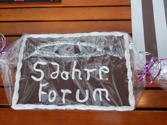 Süßer Kuchen Forum 5 Jahre