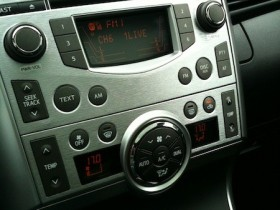 Radio/Klima  Verso