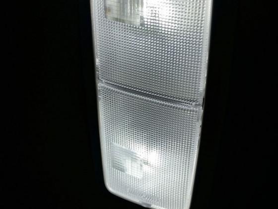 Fondleuchte mit LEDs
